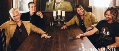 Stone Temple Pilots lanza disco con Jeff Gutt como vocalista