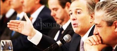 Partidos y Segob deben buscar acuerdo para dar paz en elecciones: Meade