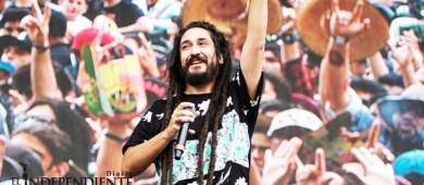Gondwana baña de reggae al Vive Latino 2018