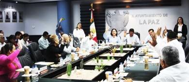 Piden al Alcalde de La Paz transparentar labores del cabildo antes de salir