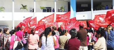 Hay 40 colonias marginadas en La Paz por  falta de servicios públicos: Antorcha Campesina
