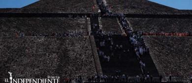 Más de 40 mil personas acudirán a Teotihuacán por equinoccio de primavera