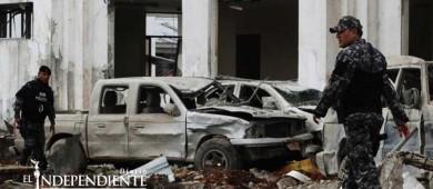 Explosión en la frontera Ecuador-Colombia; tres militares muertos