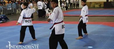 Presentes 120 deportistas en regional de Sinaloa y BC