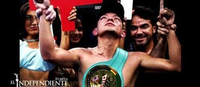 Adiós al Diamante; Cristian Mijares se despide del box con polémico triunfo