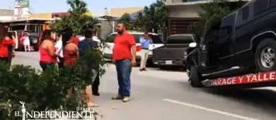 Tragedia en tianguis; camioneta arrolla a tres mujeres y dos bebés