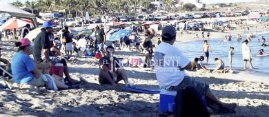 Prevén afluencia de hasta 25 mil personas en playas de  Los Cabos durante Semana Santa