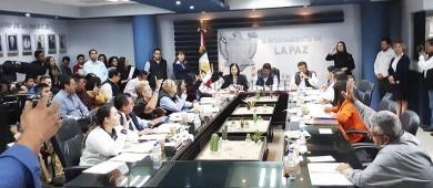 El 5 de abril pedirán licencia regidores que van a elección: Alcalde de La Paz