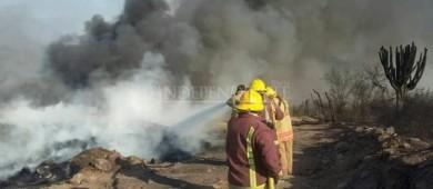 Implementa servicios públicos medidas preventivas en basureros ante temporada de incendios