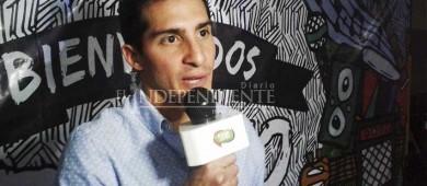 Visita de Romel Pacheco a La Paz logra reunir a 550 personas