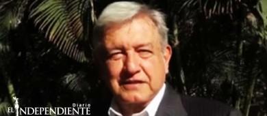Quieren asustar a los mexicanos: AMLO