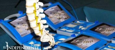 Desarrollan tecnología para fabricar huesos artificiales