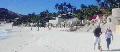 Auditores del IMNC aplauden limpieza de playas de Los Cabos