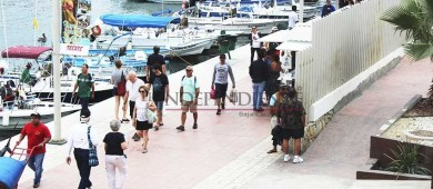 Marina de Cabo San Lucas forma parte del operativo de Semana Santa