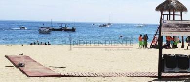 """Avanza proceso de certificación """"Blue Flag"""" para playas de la bahía de Cabo San Lucas"""