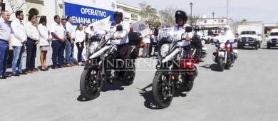 """Activan en Los Cabos el operativo """"Semana Santa 2018"""""""