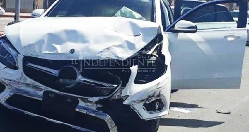 Más de 400 mil pesos en daños materiales arrojaron los accidentes vehiculares durante febrero, reporta Tránsito Municipal