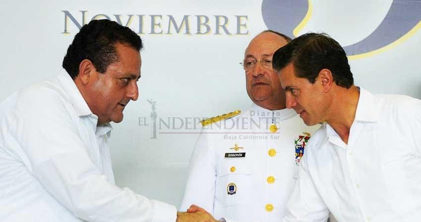 """Desmiente Mendoza a Anaya: """"No existe ningún pacto de impunidad"""""""