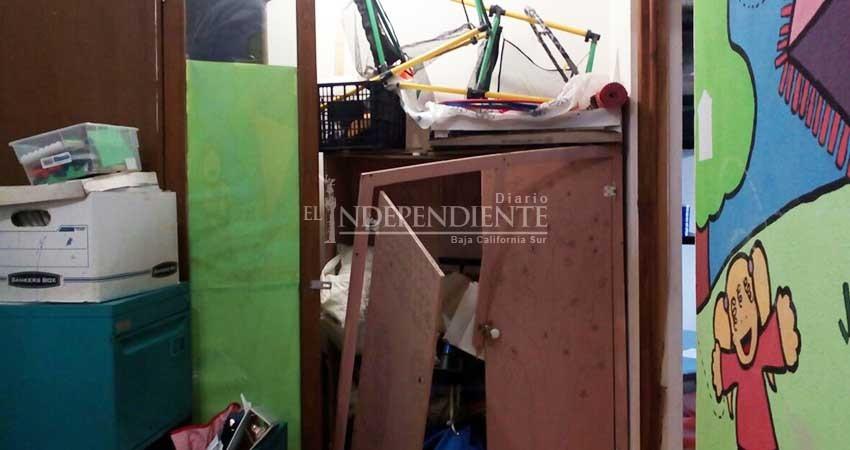 Por segunda ocasión en una semana, ladrones dañan escuela pública de Cabo San Lucas