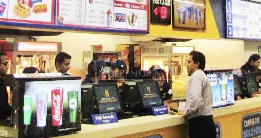 Dulcerías de cines podrían ser suspendidas: PROFECO