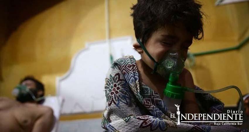 Contabilizan más de 510 mil muertos por guerra en Siria