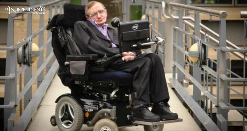 Muere Stephen Hawking, una de las mentes más brillantes de la historia