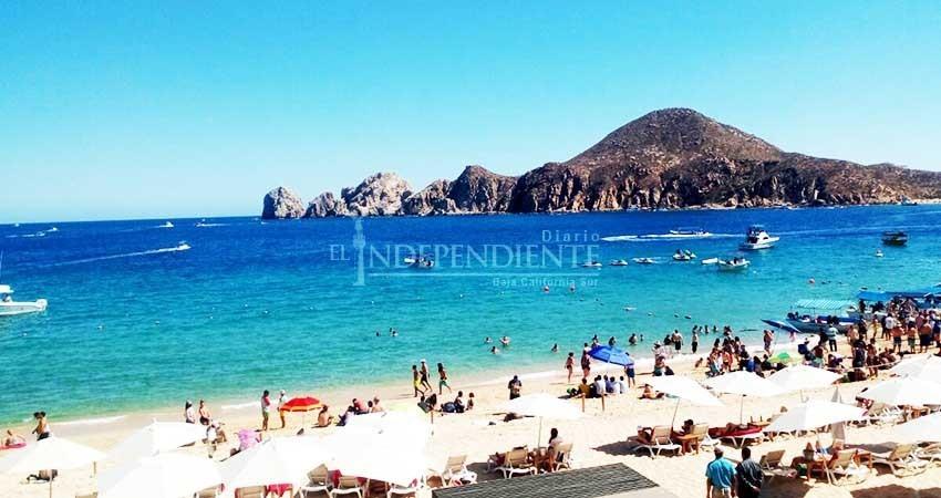 Ocupación hotelera en playas de Cabo San Lucas supera el 90%