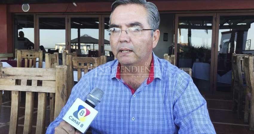 Jorge Moore deja la presidencia de la CMIC; no descarta participar en proceso electoral