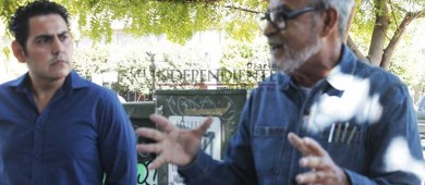 No hay respeto al patrimonio cultural: Gilberto Piñeda