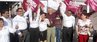 Se registra Armida Castro como candidata por MORENA a la alcaldía de Los Cabos