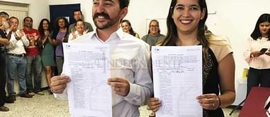 Busca Frank Aguirre llegar al Congreso de BCS por la vía independiente