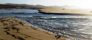 Bocana del Estero San José comienza a cerrarse, anuncia Ecología y Medio Ambiente