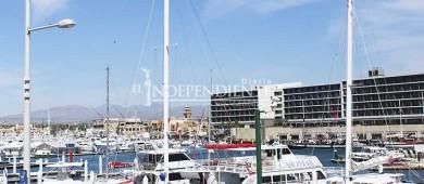 Nuevamente restringen actividades náuticas en el puerto de Cabo San Lucas