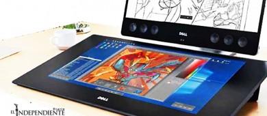 Presentan 'el lienzo creativo digital'