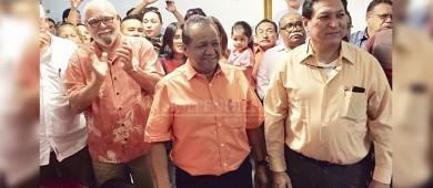 Movimiento Ciudadano inscribió a Josué Estrada como candidato a alcalde de La Paz