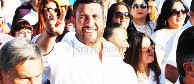 Candidatura de Pepe Hevia por Alcaldía de La Paz unificó al PRI: Barroso