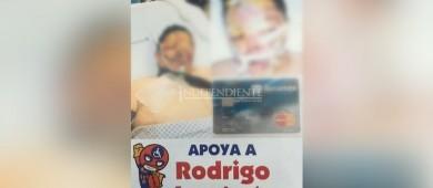 Invitan al evento con causa a beneficio del niño Rodrigo Zumaya