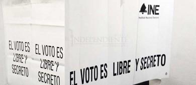 Tras validación de candidaturas, registrarán partidos a representantes de casilla
