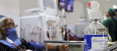 Abuso de drogas  es la posible causa en pacientes de hemodiálisis