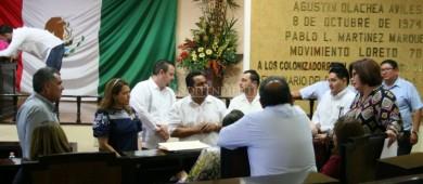 """Diputados del PAN habrían """"congelado"""" eliminación del fuero en BCS: Vargas Aguiar"""