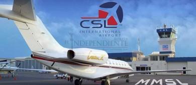 Reconocen al Aeropuerto Internacional de CSL como uno de los mejores en servicio