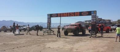 Ejidatarios de La Candelaria podrían bloquear caminos durante la carrera Rally Mexican 1000