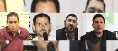 Representantes de PRI, PAN, PRD y MORENA opinan sobre debate presidencial