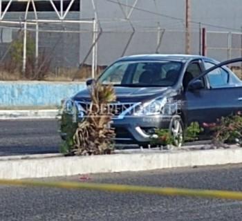 Lo ejecutaron mientras conducía por el Boulevard Forjadores en La Paz