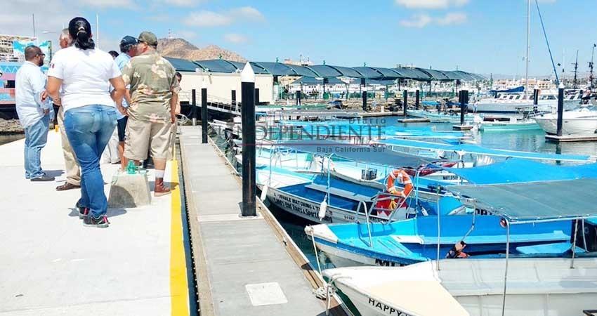 Continúa conflicto entre cesionarios y prestadores de servicios turísticos en marina de CSL