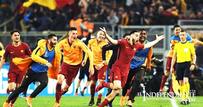 ¡Milagro en Roma! Barcelona hizo el ridículo y se fue de Champions