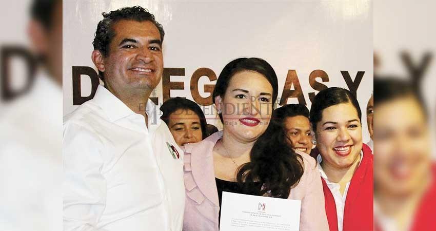 Renuncia candidata del PRI a la diputación por el IX Distrito