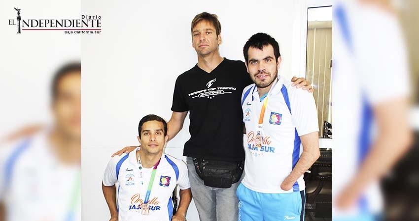 Suman 5 medallas atletas en silla de ruedas en el nacional