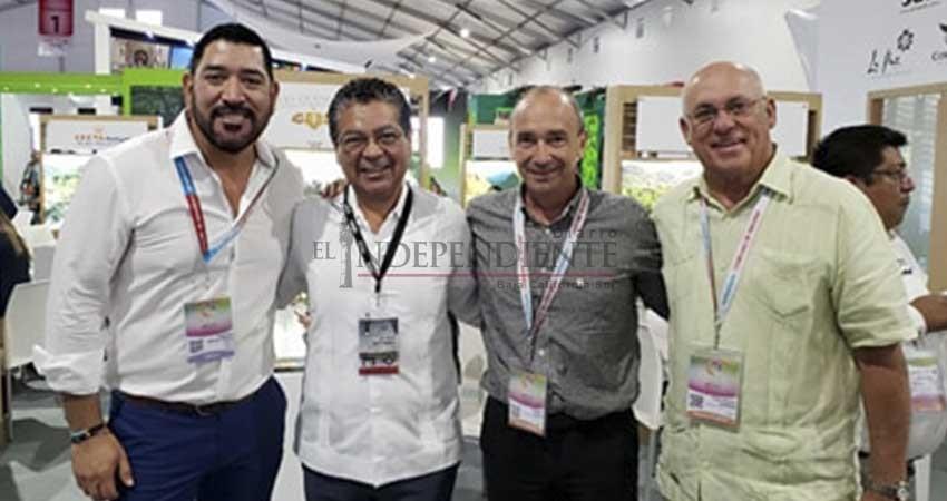 Comisión de Turismo presente en el Tianguis Turístico 2018