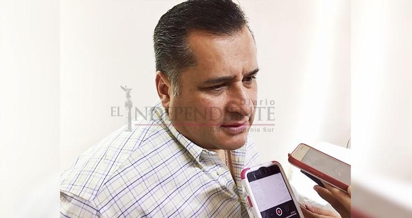 Niega Saúl González acercamiento con líder de la CROC